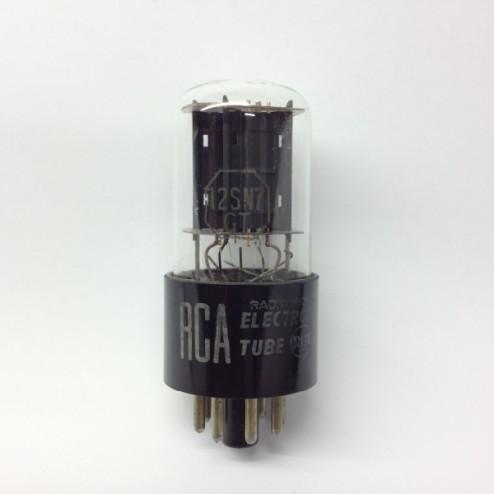 12SN7GT  RCA USA