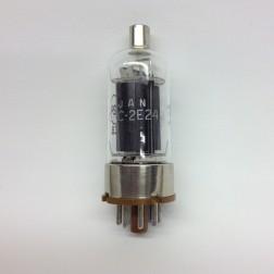 2E24 JAN-CRC 2E24 RCA Valve Tubes  USA