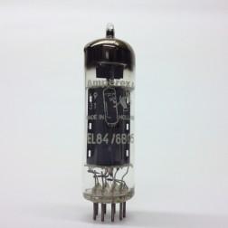 EL84  6BQ5  Amperex Bugle Boy Valve Tubes Holland