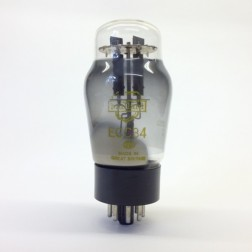 ECC34  Mullard Valve Tubes British