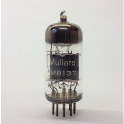 ECC83  M8137  CV4004  Mullard Valve Tubes Box Anode  British