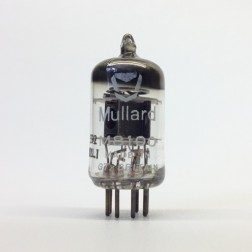 M8100  CV4010  EF95 6AK5  Mullard Little Dot  Valve Tubes British